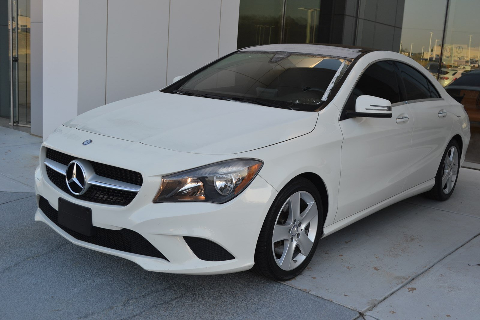 Pre Owned 2015 Mercedes Benz Cla Cla 250 Coupe In Beaufort Bu8054